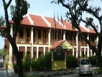 The 1926 Heritage Hotel on Burma Road