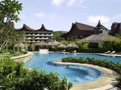 Shangri-La's Rasa Sayang Resort Batu Ferringhi Beach Penang Malaysia