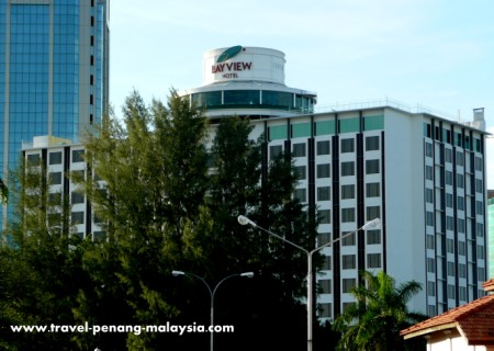 Photo of the Bayview Hotel Penang