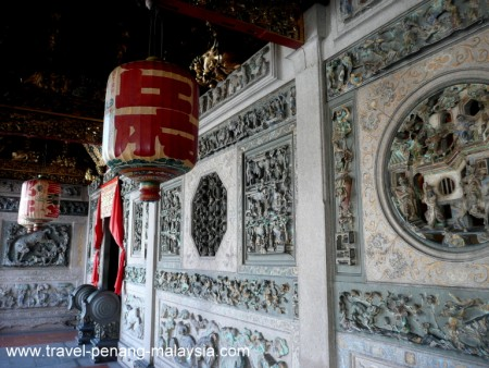 Chinese Temples in Penang Malaysia