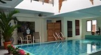 Swimming Pool at the Boutique Residence Hotel Penang