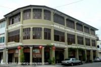 Campbell House Hotel Georgetown near Penang Road Penang Malaysia