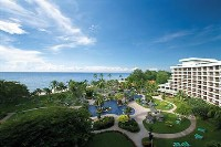 Photo of the Golden Sands Hotel Batu Ferringhi Beach Penang Malaysia
