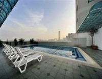 Continental Hotel Swimming Pool