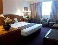 Continental Hotel Bedroom