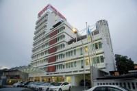 Hotel Sentral in Georgetown Penang island