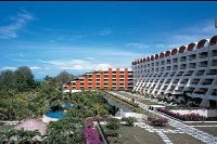 Photo of the Parkroyal Resort Hotel Batu Ferringhi Beach Penang Malaysia