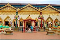 Full Day Center Penang Island Tour (Private Tour)