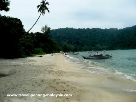Taman Negara Pulau Pinang - Penang National Park Monkey Beach