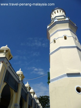 Picture of the Acheen Street Mosque