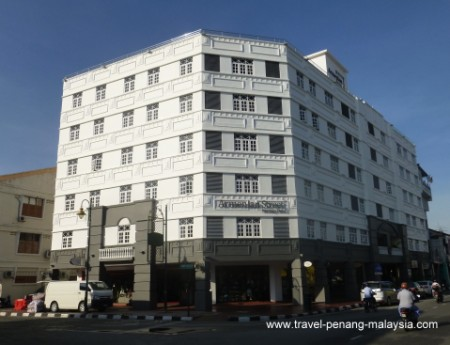 photo of the Armenian Street Heritage Hotel in Georgetown Penang
