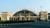 Bangkok Train Station Hua Lamphong