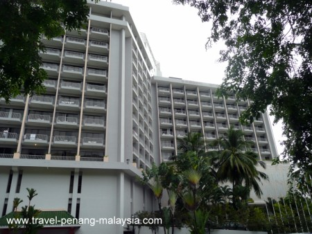 Photo of the Bayview Beach Resort Penang