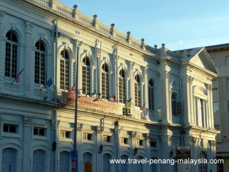 Photos of Colonial Buildings in Penang