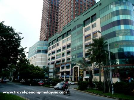 Photo of the Berjaya Georgetown Hotel in Penang