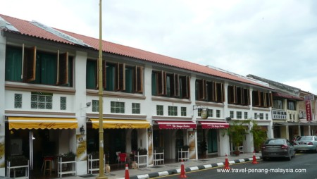 Photo of the Boutique Residence Hotel in Georgetown Penang