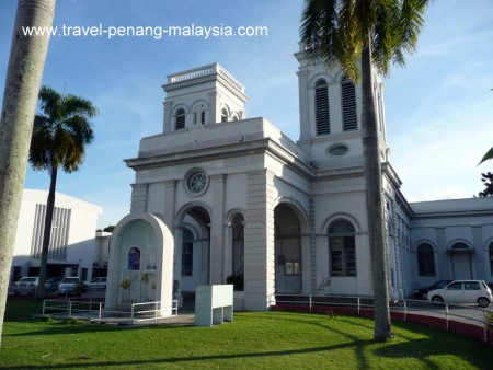 Cathedral of the Assumption Georgetown Penang