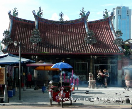 Chinese Temples in Penang