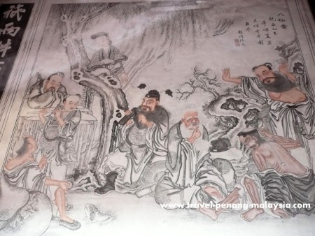 Chinese Wall Paintings