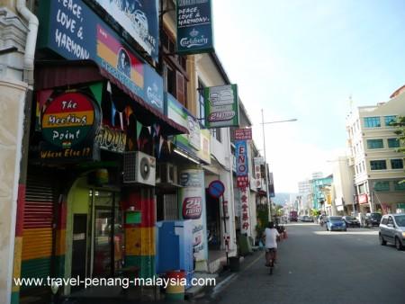 Chulia Street Penang