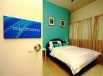 Aquamarine Room at the Chymes Hotel