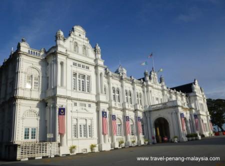 The Penang City Hall