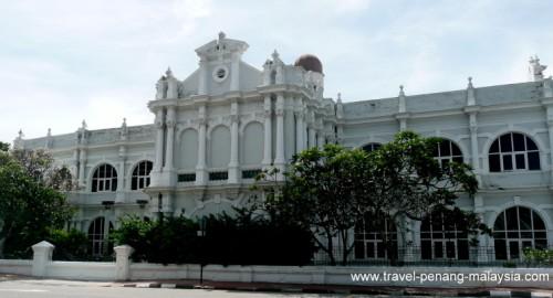 Colonial Buildings in Penang