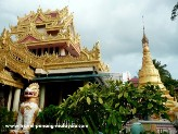 Go to Burmese Temple