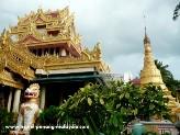 Go to Burmese Temple