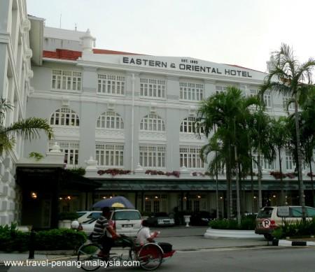 E & O Hotel Penang