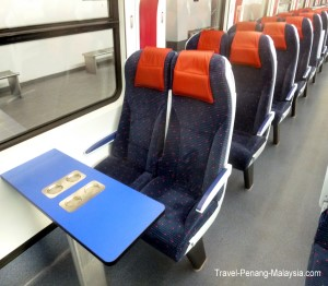 ETS seats