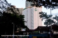 photo of the Evergreen Laurel Hotel Gurney Drive Penang Malaysia