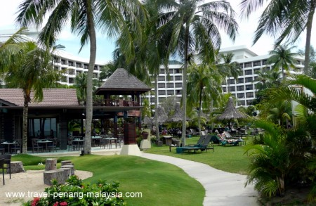 Photo of the Golden Sands Hotel Penang