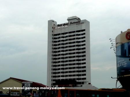 Grand Continental Hotel Penang