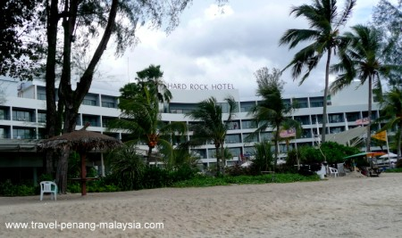 Photo of the Hard Rock Hotel Penang