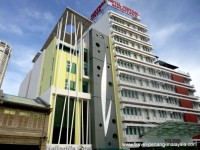 photo of the HelicoNia Hotel Penang