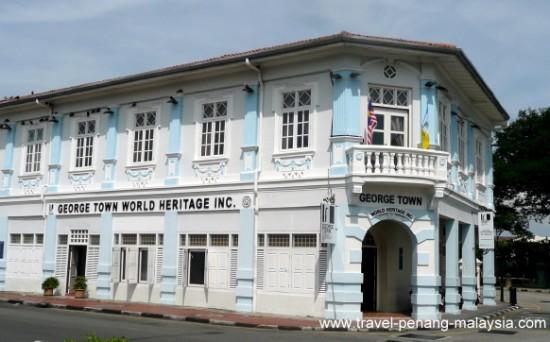 Heritage Buildings in Penang
