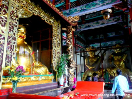 how to get to kek lok si temple