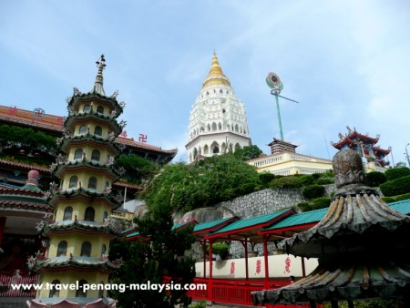 Kek Lok Si Temple in Penang