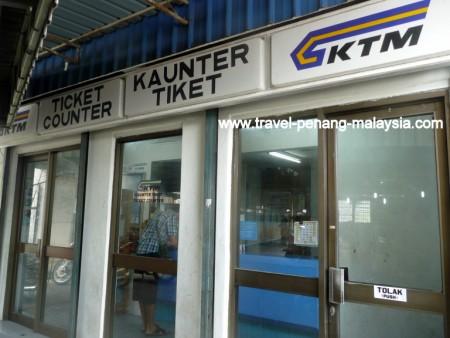 KTM Office in Penang