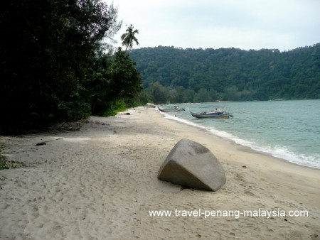 photo of Monkey beach Penang National Park