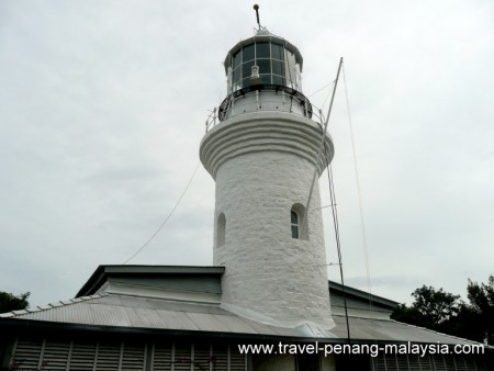 Muka Head Lighthouse Penang National Park