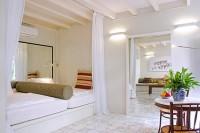 Guest Room at the Muntri Mews Hotel Penang
