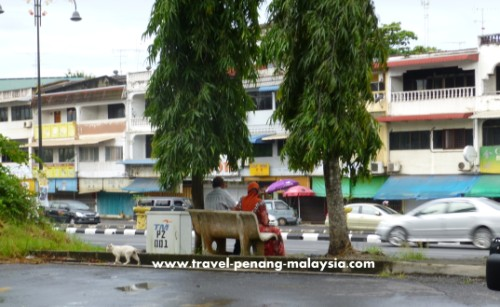 Padang Besar Bus Stop