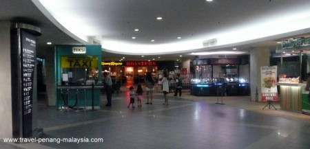 Photo of inside Penang Airport
