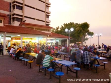 Penang Esplanade Food Court