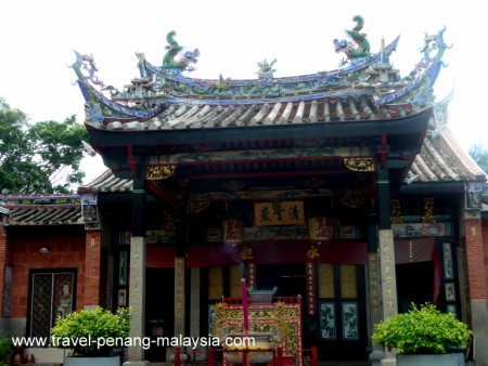 photo of Penang Snake Temple on Penang Island Malaysia