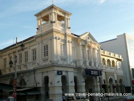 photo of the Royal Bank of Scotland Georgetown Penang