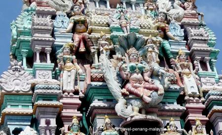 Sri Mariamman Temple Penang
