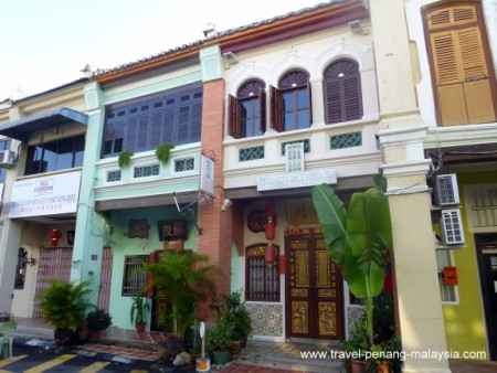 The Straits Heritage Hotel Armenian Street Penang
